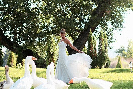 Bride by Milan Mirkovic