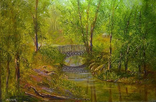 Bridge of Delight by Michael Mrozik