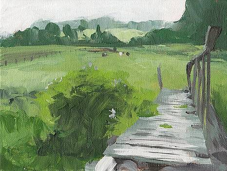 Bridge Over by Irene Pruitt