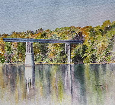 Bridge Over the Cumberland by Patsy Sharpe