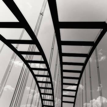 TONY GRIDER - Bridge Square Open Edition Monochrome