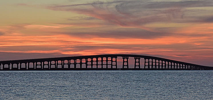 Bridge To Hatteras by Jamie Pattison