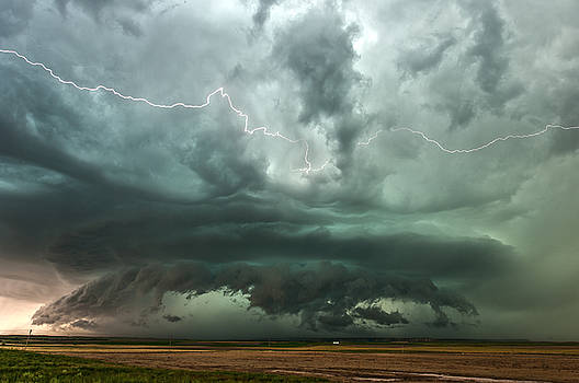 Bridgeport Nebraska by Colt Forney