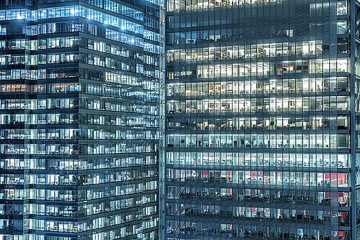 Bright Lights Big city by Christian Heeb