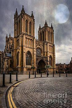 Adrian Evans - Bristol Cathedral
