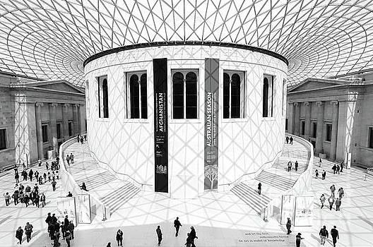 British Museum by Martin Williams
