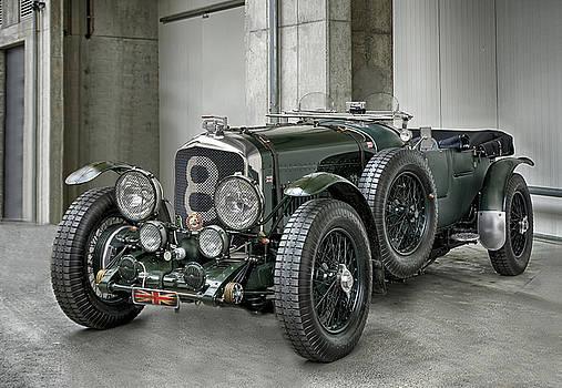 British Racing Green by Joachim G Pinkawa