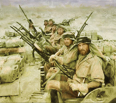 British SAS by Michael Cleere