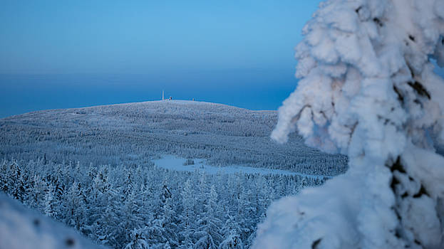 Brockenblick, Harz  by Andreas Levi