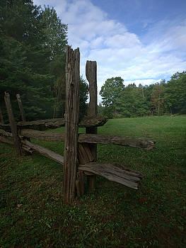 Judy Hall-Folde - Broken Fence