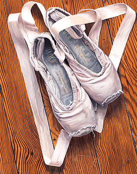 Brooke's Shoes by Kevin Aita