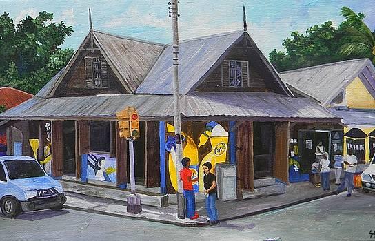 Brooklyn Bar Woodbrook by Samantha Rochard