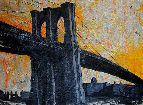 Brooklyn Bound  by Anthony Jensen