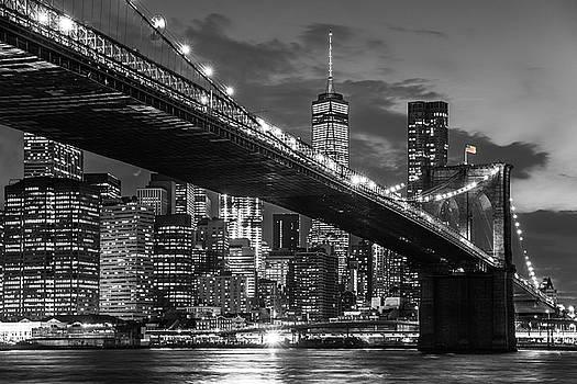 Brooklyn Bridge by Ross Murphy
