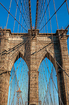 Brooklyn Bridge by Xavier Cardell