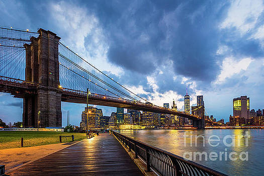 Brooklyn Reflections by Inge Johnsson