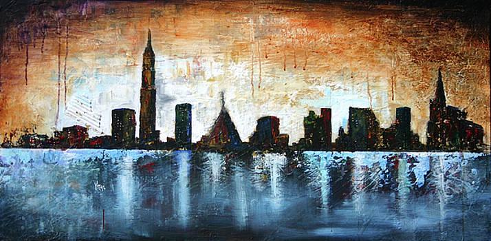 Brooklyn, yo. by Vital Germaine