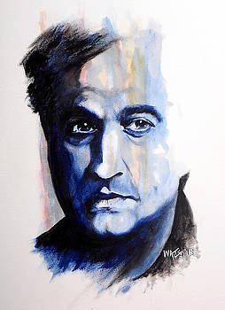 Brother in Blue - John Belushi by William Walts