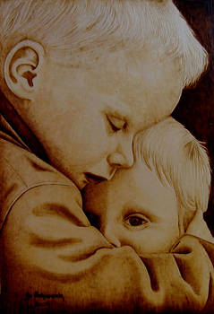 Brotherly Love by Jo Schwartz