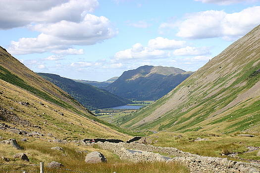 Brotherswater from the Kirkstone Pass by Fraser McCulloch