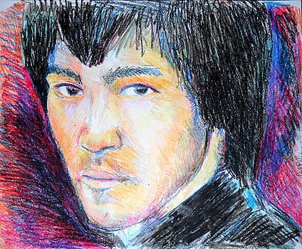 Jon Baldwin  Art - Bruce Lee