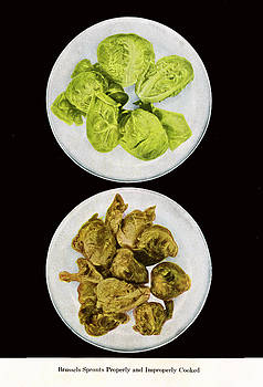 Brussel Sprouts Right and Wrong by John Scariano