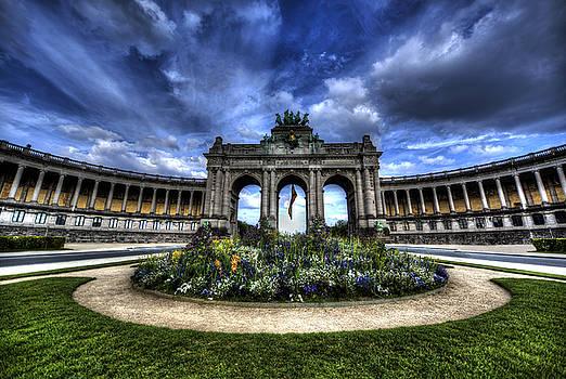 Brussels Parc du Cinquantenaire by Shawn Everhart