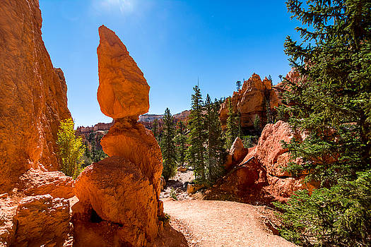 Bryce Balance by Paul Barkevich