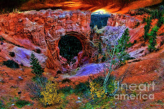 Bryce Canyon Natural Bridge by Blake Richards