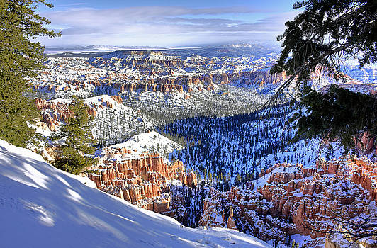 Bryce Canyon Winter by Dan Myers
