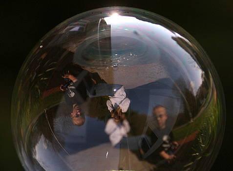 Anne Babineau - bubble world
