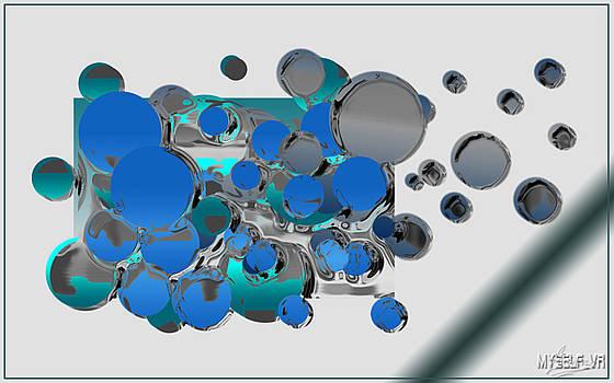 Bubbles in a Pool by Iliyan Stoychev