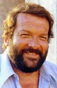 Bud Spencer by Vincent Monozlay