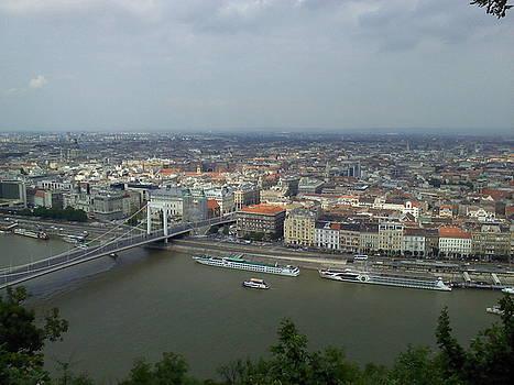Budapest by Nyna Niny