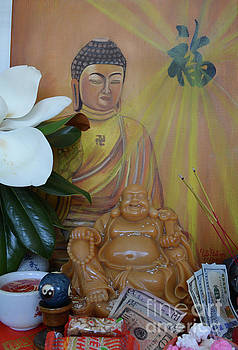 Buddha Blessing by To-Tam Gerwe