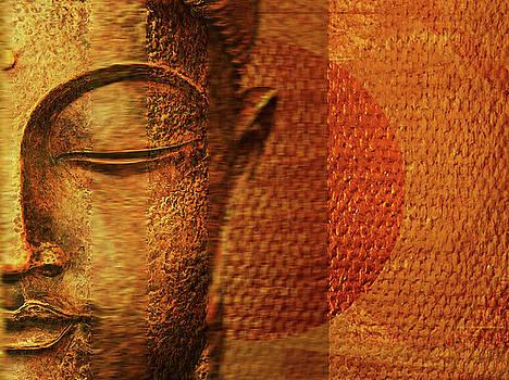 Buddha  by Sir Josef - Social Critic - ART