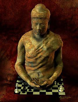 Buddha by Vonitya Anand