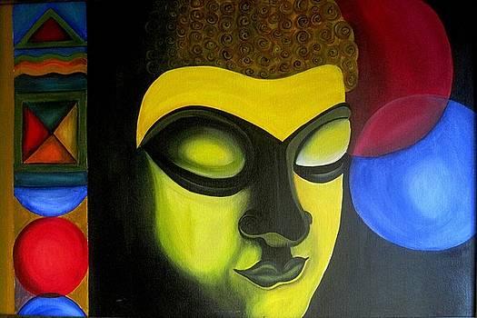 Xafira Mendonsa - Buddha