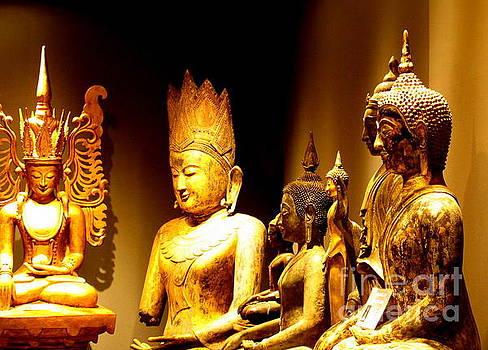 Buddhas by Ranjini Kandasamy