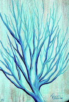 Bue Coral by Gabriela Valencia