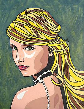 Buffy by Sarah Crumpler