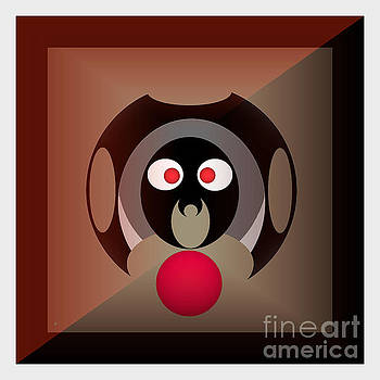 Bug Eyes by John Krakora