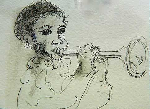 Bugle Boy by Pete Maier