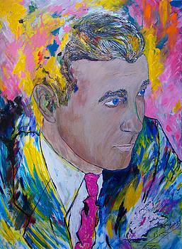 Bugsy Siegel by Azul Fam
