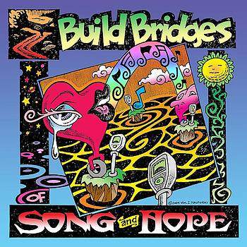 Build Bridges by William Krupinski