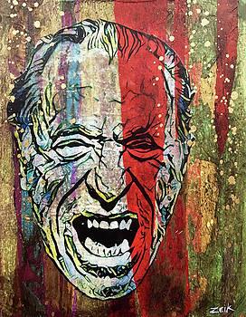 Bukowski by Bobby Zeik