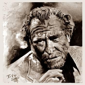 Bukowski  by Richard Tito