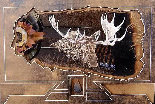 Bull of the Woods by Joe Watkins