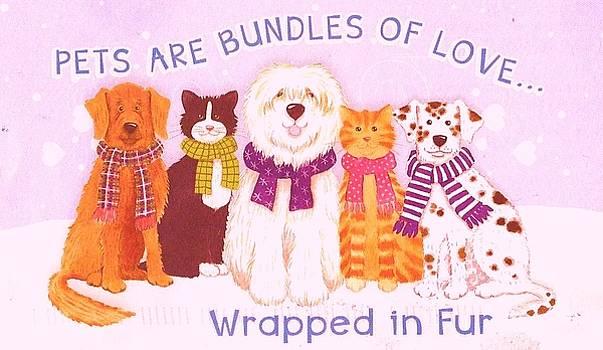 Bundles of Love by Anne-elizabeth Whiteway