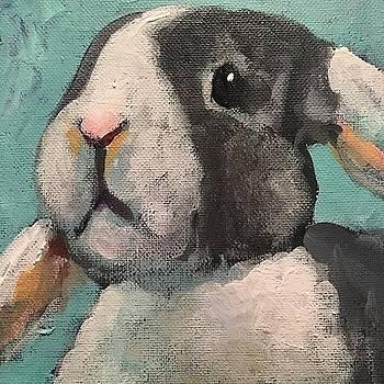 Bunny by Susan E Jones